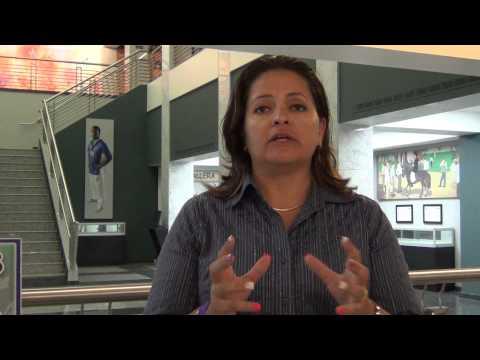 Entrevista a Karla Pérez - Presidente Liga del Este
