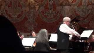Piazzolla Martha Argerich y Gidon Kremer