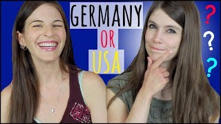 WHO DOES IT BETTER?? Germany vs. USA with Trixi Don