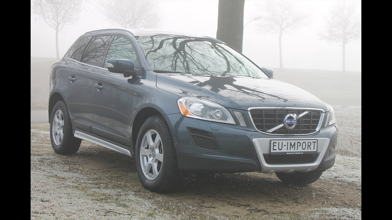 volvo xc60 eu import youtube