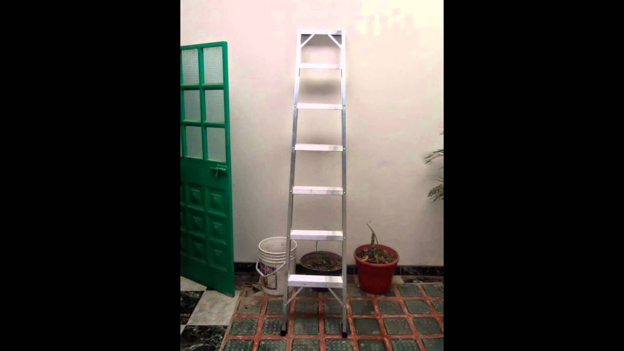 escaleras tipo pared