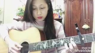 Ánh nắng của anh - guitar solo (Hạc Nhỏ)