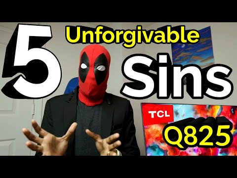 5 Unforgivable Sins Of The TCL Q825| Ep.753