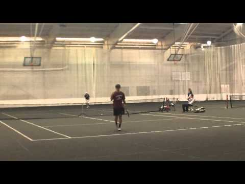 Stevens Tennis 2014 ITA Mini-Movie