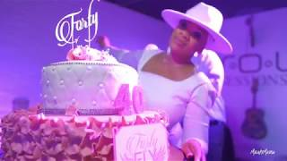 Demetria's 40th Birthday Party