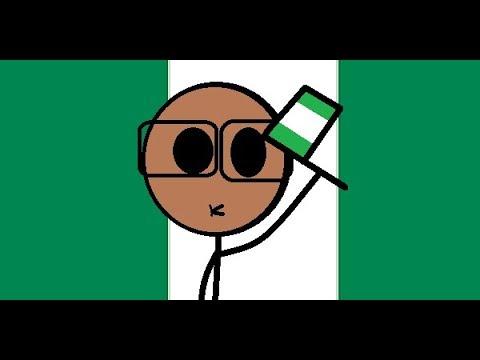 Waving Flag  Meme  Nigeria