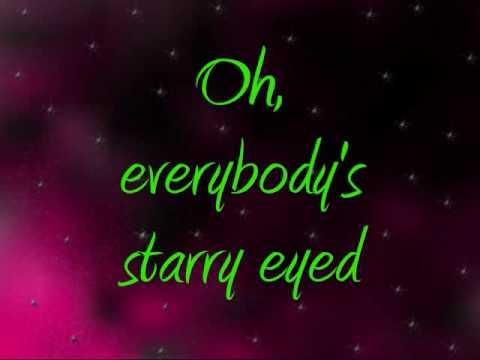 Starry Eyed Ellie Goulding Lyrics