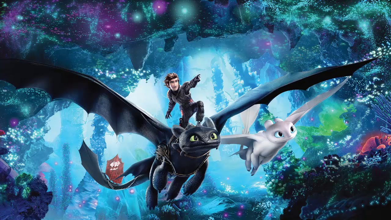 New Posters And Wallpapers How To Train Your Dragon The Hidden