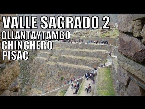 Magical Peru #22: Valle Sagrado (Sacred Valley) Part 2 of 2: Pisac, Ollantaytambo & Chinchero