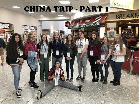 China Trip 2018 - Part 1