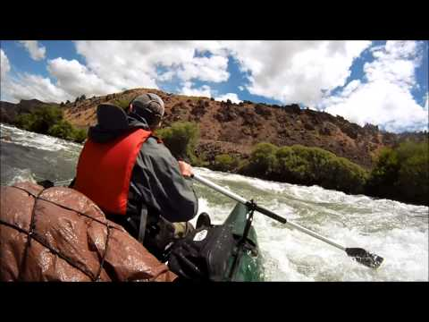 Pontoon Boats On The Deschutes (including Whitehorse Rapids)