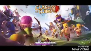 Clash Of Clans Hacked Version Apk