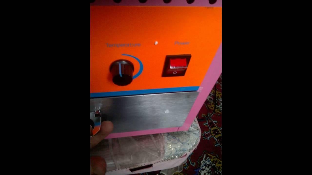 Аппарат сладкой ваты как использовать и нюансы
