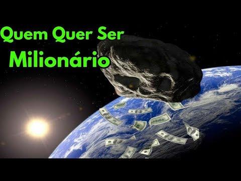 Asteroide de Ouro Poderia Transformar Todos em Milionários from YouTube · Duration:  4 minutes 31 seconds