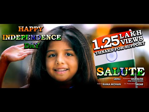 Salute India  26 january song telugu  Telugu Patriotic Songs