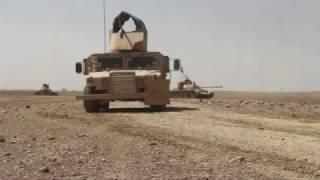 معارك الجيش العراقي البطل ضد تنظيم داعش الارهابي