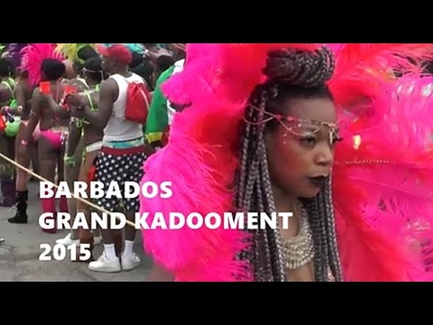 Crop Over Festival Barbados 2015  -  Grand Kadooment