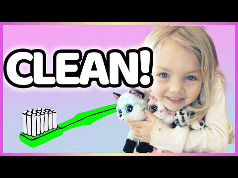 How to Clean Your Beanie Boos - How to Make Your Beanie Boos Fluffy and Soft Again