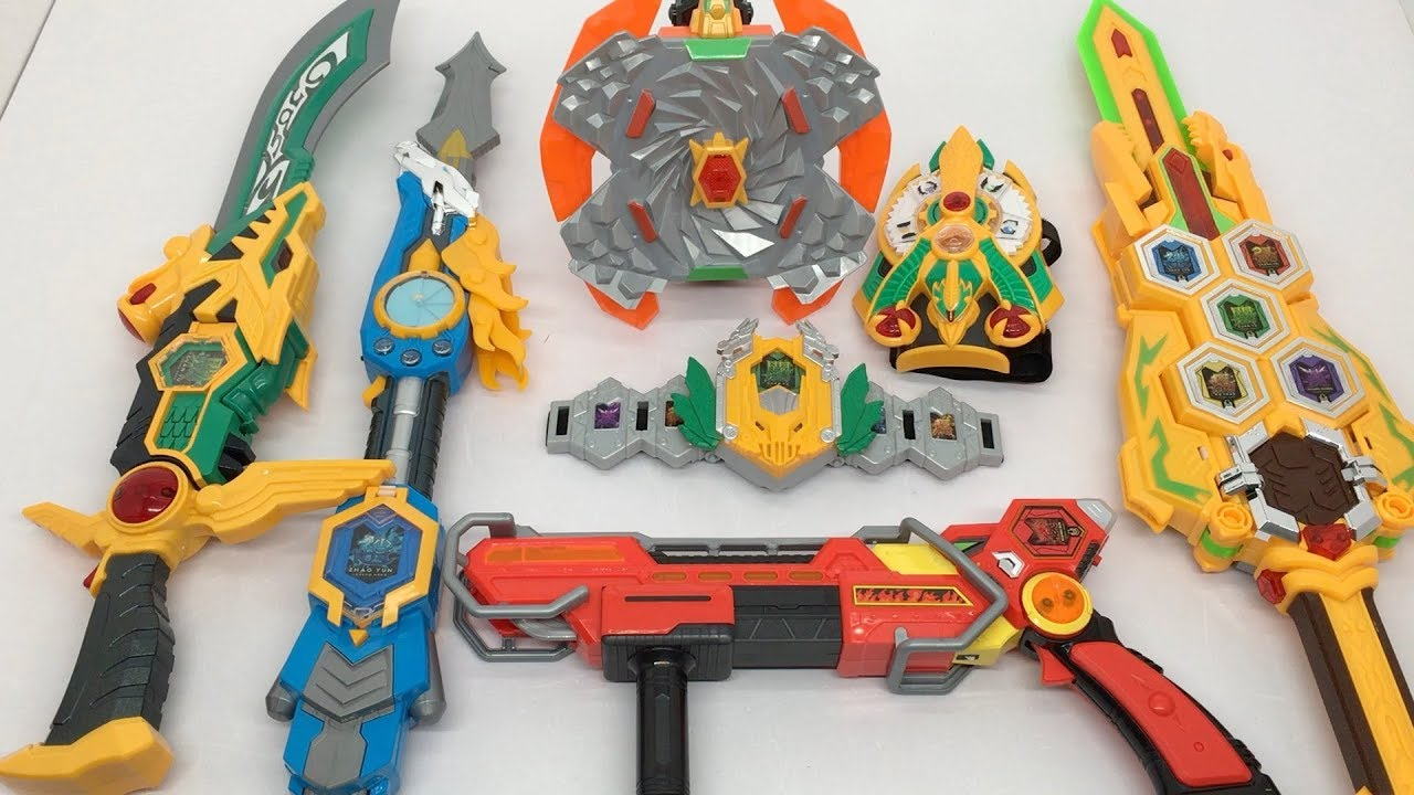 Mainan Pedang Legend Hero Asli Baru Ganwu Imperial RTV Toys