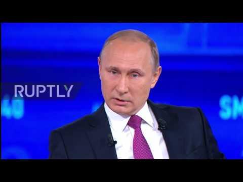 Russia: Putin tells Poroshenko to close offshore accounts before becoming 'European'