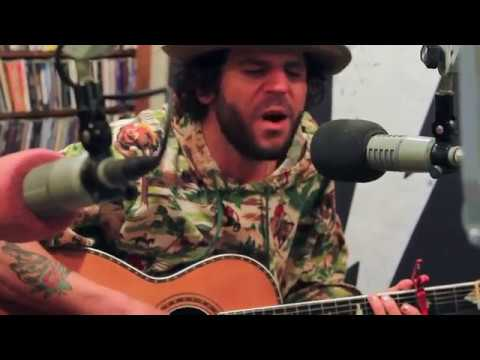 """Langhorne Slim covers """"Whole Lotta Loving"""" by Fats Domino - Live on Lightning 100"""