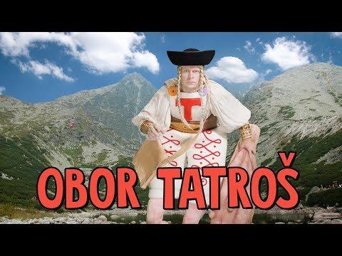 Smejko a Tanculienka - Obor Tatroš