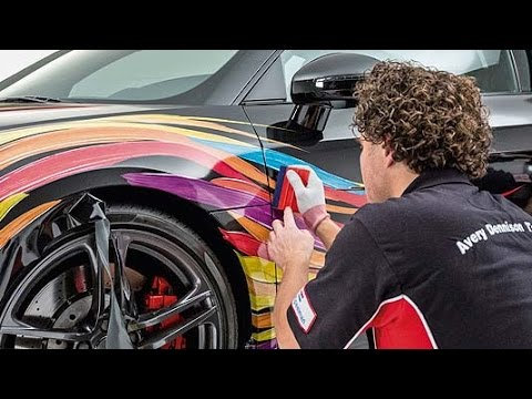Save 17% application time with the Avery Dennison® MPI 1105 Wrapping Series Europe