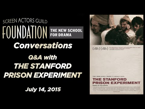 Conversations with THE STANFORD PRISON EXPERIMENT