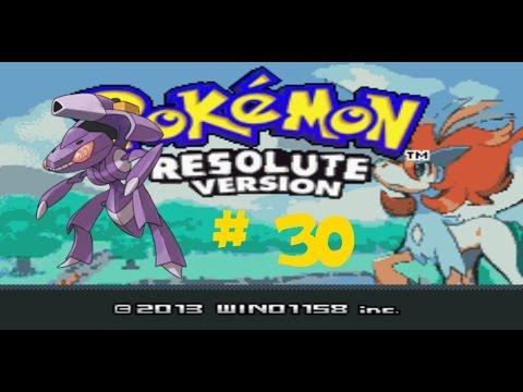 Pokémon Resolute Version! Eastern City! #30