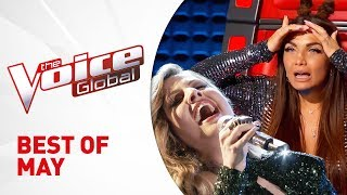 BEST OF MAY 2019 in The Voice