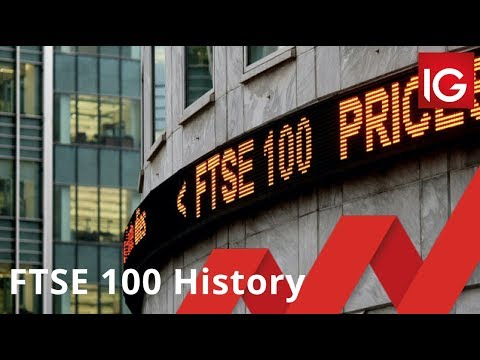 History of the FTSE 100