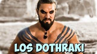Los Dothraki | Historias de Juego de Tronos | Español HD