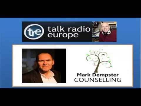 Talk Radio Europe, The Daily with Dave Hodgson interviews Mark Dempster, Addiction Counsellor