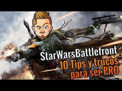 10 Tips y trucos para ser PRO - Star Wars Battlefront