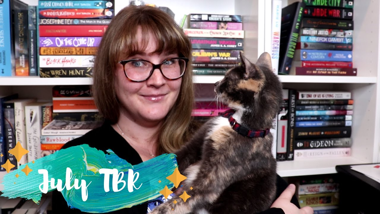 What I'm Hoping to Read This Month | July TBR