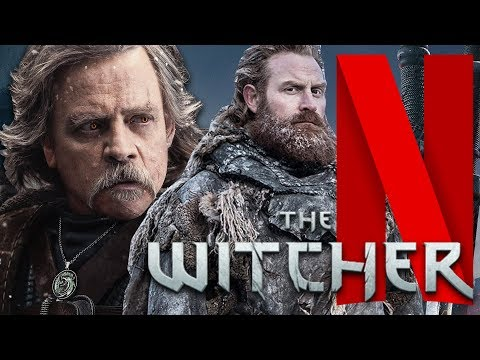 Netflix The Witcher - New Season 2 Casting Confirmed and Mark Hamill Was Offered to Play Vesemir