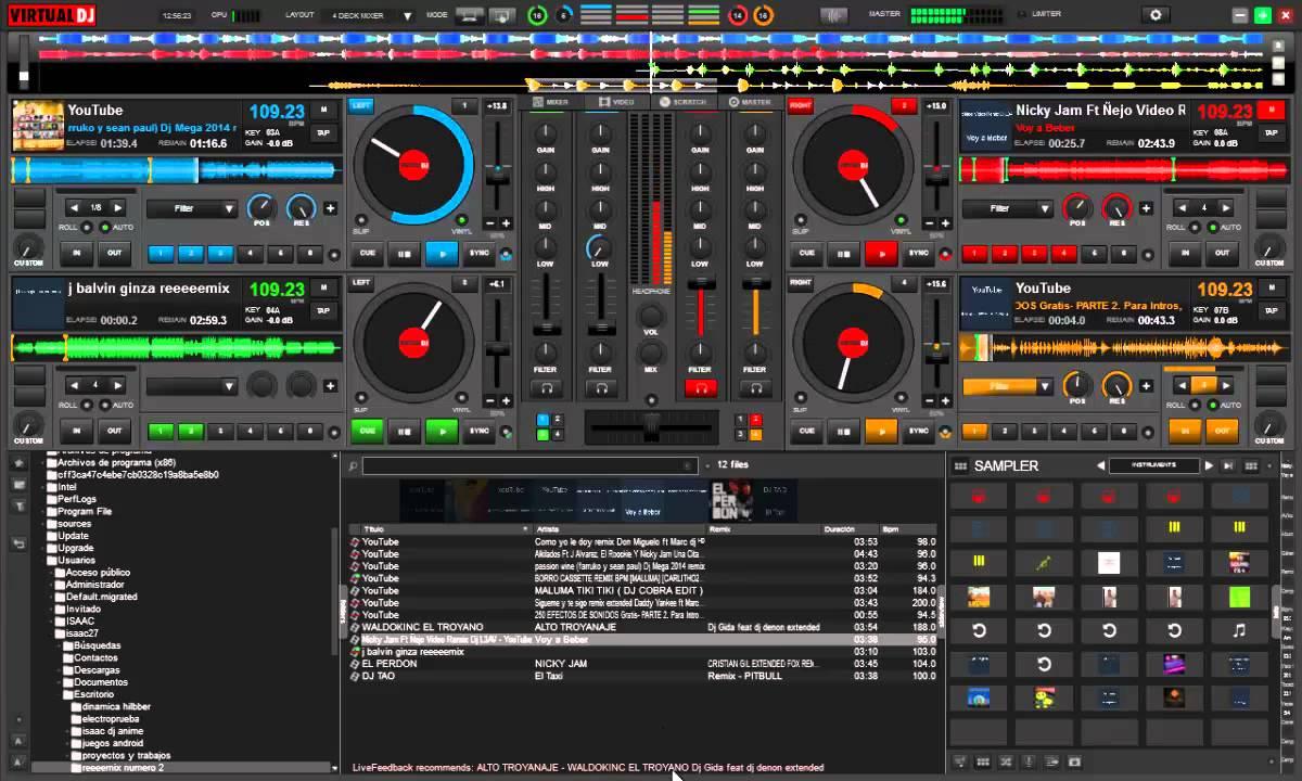 Virtual DJ PRO