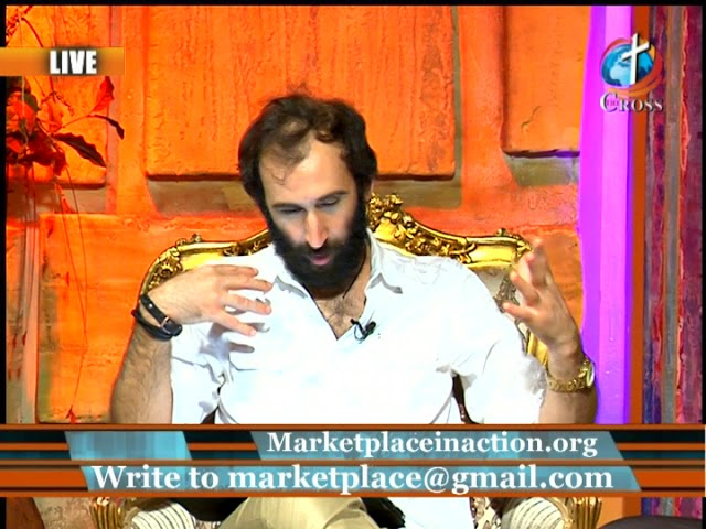 Marketplace in Action  Dr. Ken Smith 08-27-2018