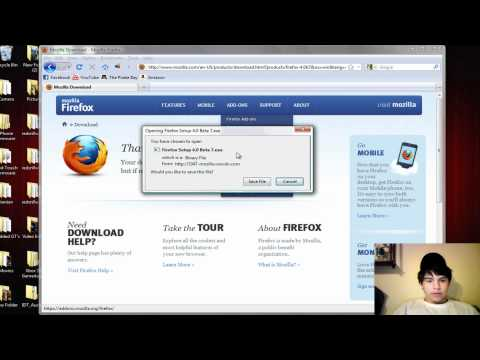 How To Download Mozilla Firefox 4 Beta