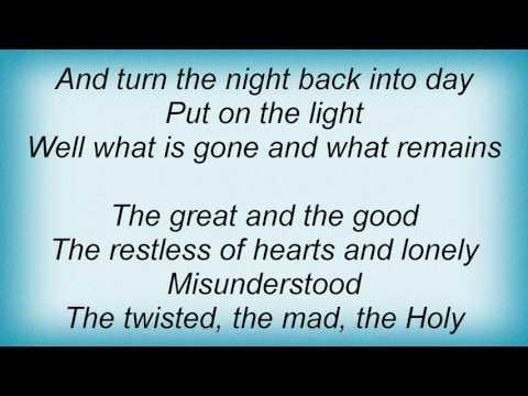 I Am Kloot - These Days Are Mine Lyrics