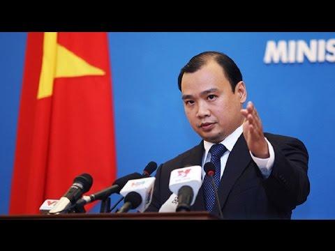 Trung Quốc Ráo Riết Phát Động Chiến Tranh Biển Đông, Việt Nam Tuyên Bố Sẵn Sàng Đánh Trả