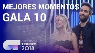 Mejores momentos de la Gala 10 | OT 2018
