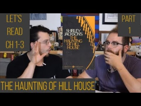 Let S Read The Haunting Of Hill House Part One Shirley Jackson Youtube
