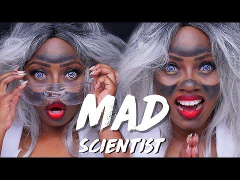 MAD SCIENTIST Halloween 2017 | Cydnee Black