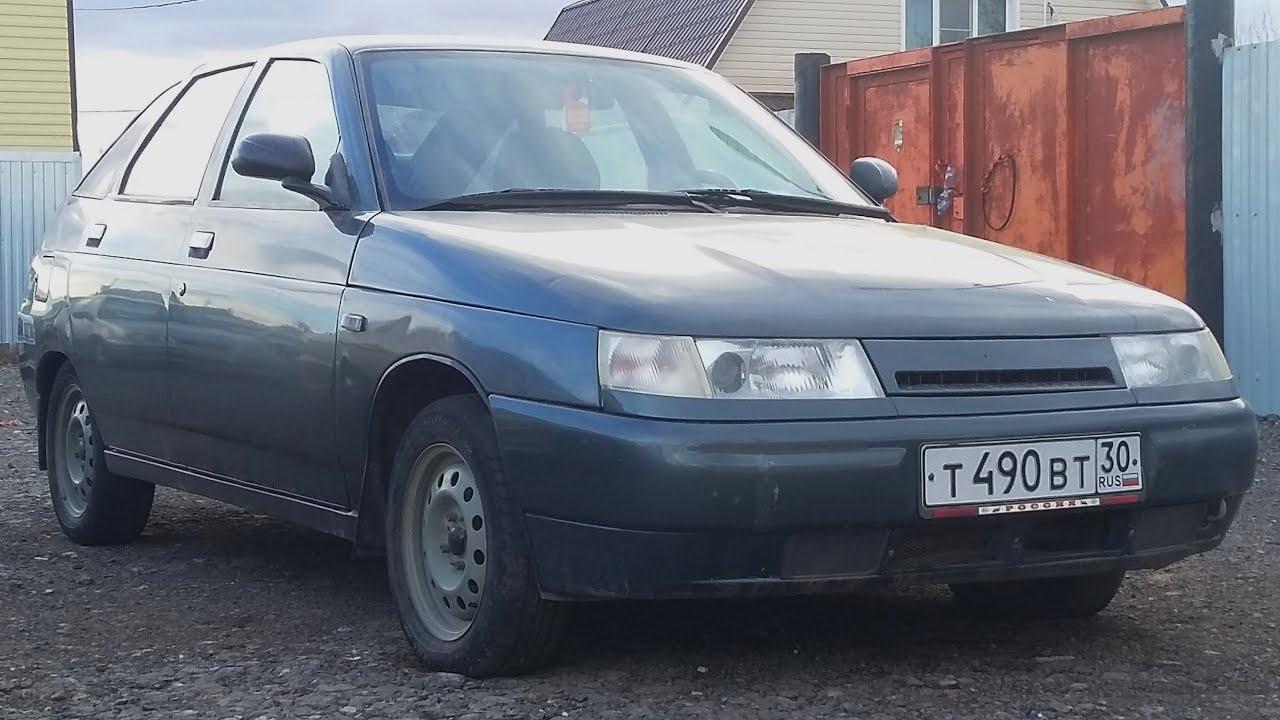 Авто за 100 тысяч ВАЗ LADA 2112 2006 г.