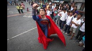 5 человек супергерои в наши дни