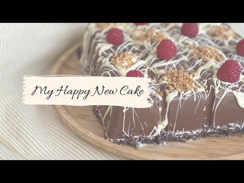 ❥ My happy new cake ╳ Pour fêter la nouvelle année en gourmandise