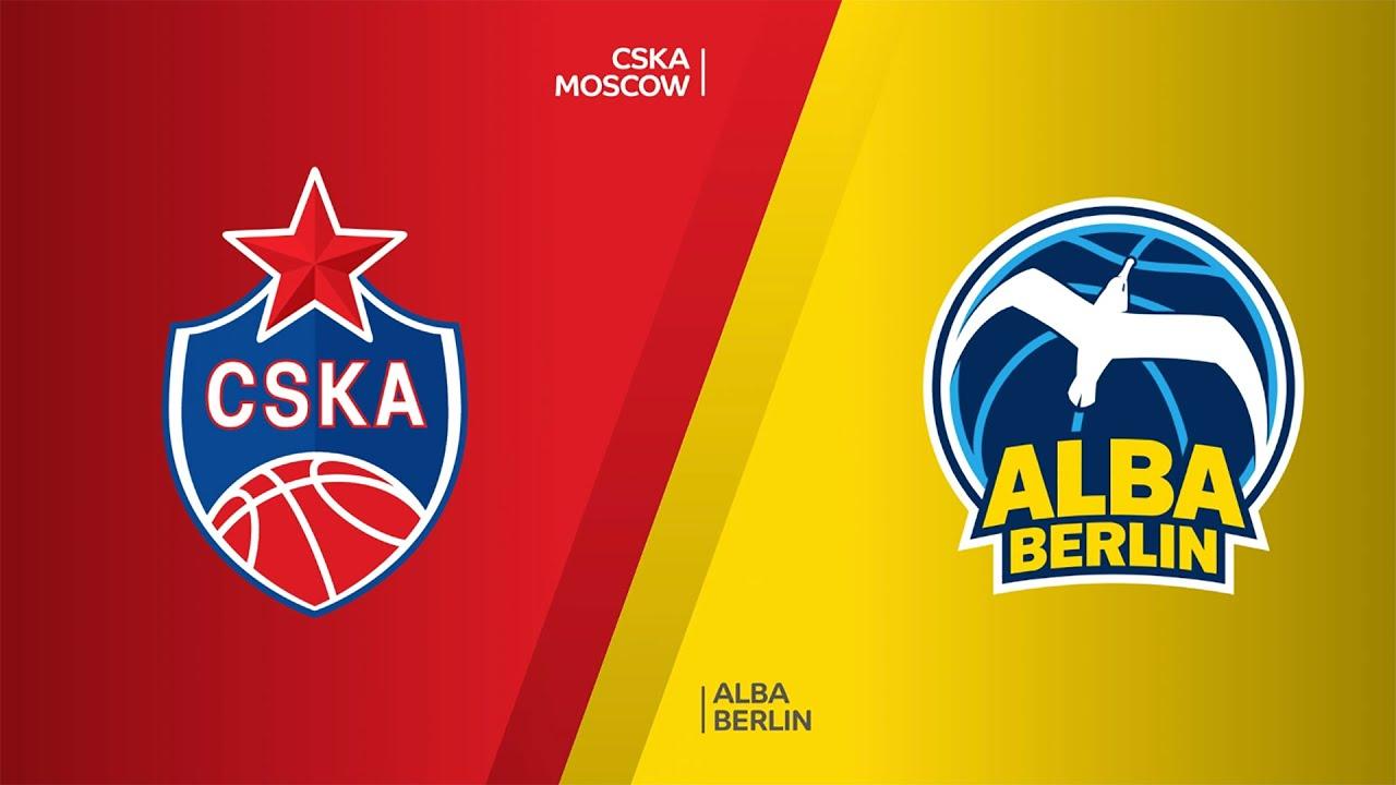 ÖZET | CSKA - Alba Berlin Videosu
