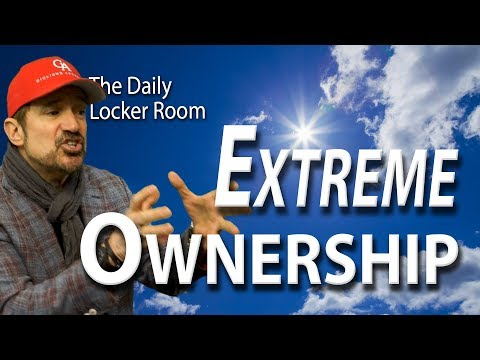 Extreme Ownership - Coach Gig's Daily Locker Room