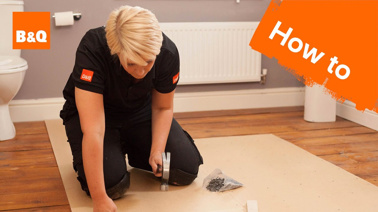 How To Level A Wooden Floor YouTube
